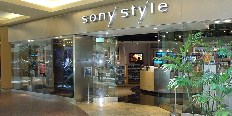 Mall Entrance Doors : Frameless glass doors and all sorefront mall
