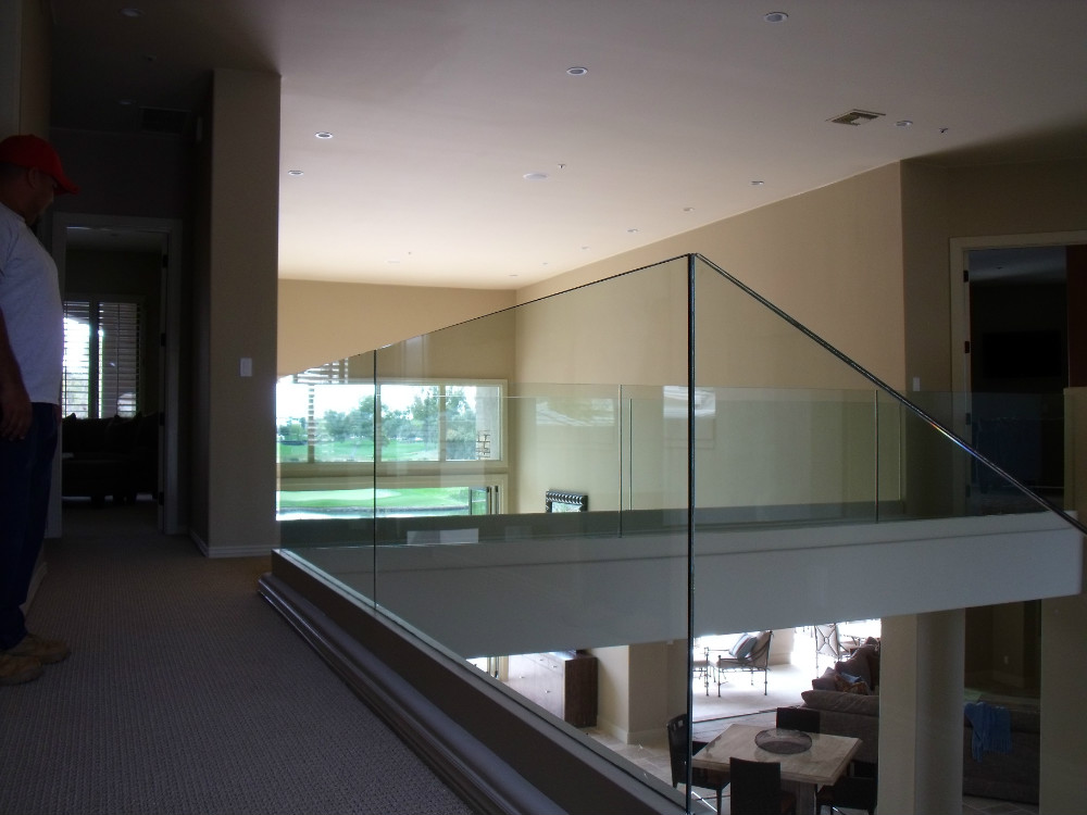 Residential Glass Photo Gallery Of Completed Home