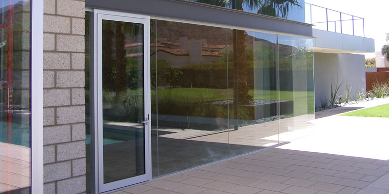 Laminated & Tempered Safety Glass