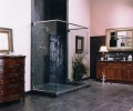 Double Door Shower Enclosure 121