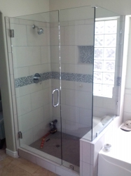 Frameless Shower 126