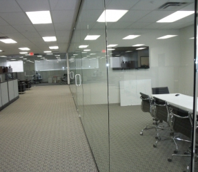 Office Glass Walls