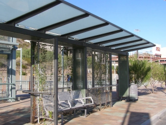 Tempe Bus Shelters