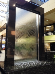 Interior Waterfall at Biltmore Commerce Center