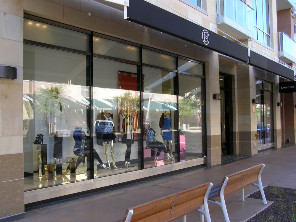 Retail Glass Photo Gallery Of Glazing Projects Phoenix