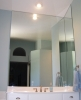 Vanity to Ceiling Mirror with Re