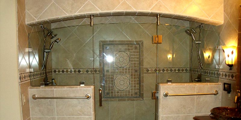Heavy Plate Shower Doors And Frameless Shower Enclosures