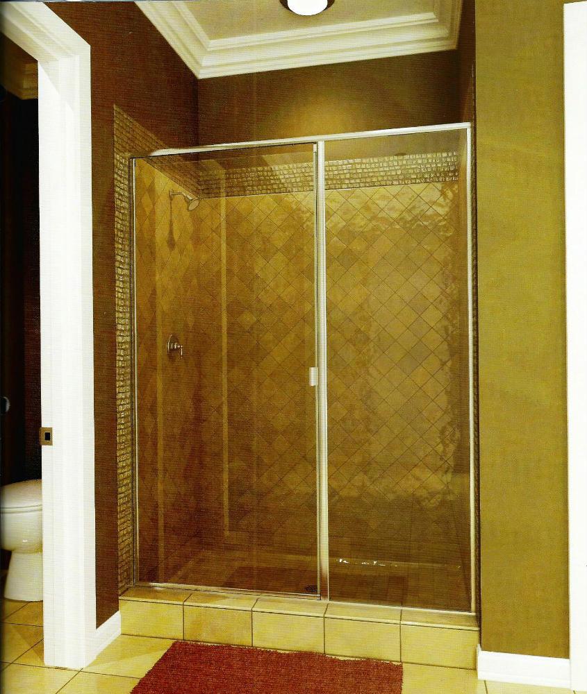 Shower Doors and Frameless Shower Enclosures in Phoenix, Arizona