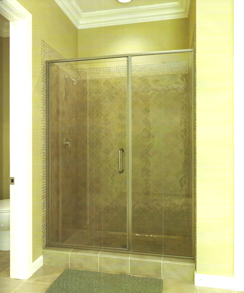 Heavy Plate Shower Doors and Frameless Shower Enclosures in ...