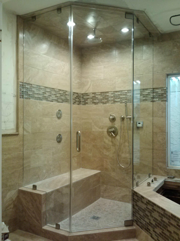 door doors header glass of austin with shower sliding bath bathroom gallery project enclosures frameless tub and